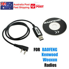 Baofeng USB Programming Cable for UV-5R+/666S/777S/888S Kenwood Wouxun TYT Radio