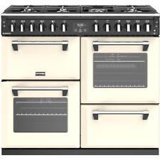Stoves Richmond S1000DF Cream 100cm Dual Fuel Range Cooker Made In U.K 444444452