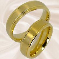 Eheringe Verlobungsringe Partnerringe Trauringe Paarringe 6mm mit Gravur