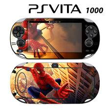 Vinyl Decal Skin Sticker for Sony PS Vita PSV 1000 Spiderman 2