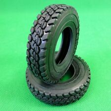 Tyres tires for Tamiya Hercules 1:14 RC Prime Mover Tractor Trailer Truck