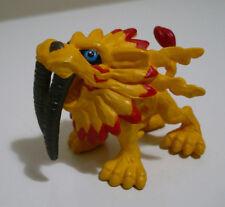 """Digimon Mini Figure SaberLeomon Bandai Toy Tiger Lion 1.5"""""""