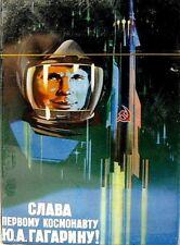 Russian 54 Playing Cards Deck USSR Propaganda Posters YURI GAGARIN Glory Sealed