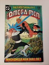 The Omega Men #4 (Jul 1983, DC)