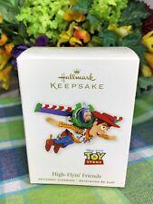 Hallmark High Flyin' Friends Disney Toy Story 2010 ornament
