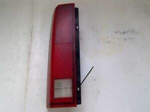 Driver Left Tail Light Fits 85-05 ASTRO 170453