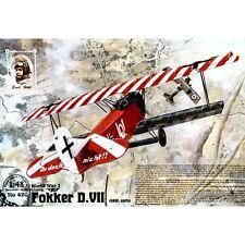 Roden 420 Fokker D.VII OAW Early Production 1/48 plastic scale model kit
