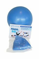 Pilates Exercise Ball 20cm For stronger abdominals, glutes, back. Home exercise