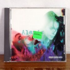 Alanis Morissette Jagged Little Pill CD Album 1995 Maverick Reprise playgraded