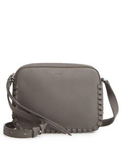 AllSaints Kepi crossbody bag