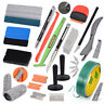 PRO Window Tint Vinyl Squeegee Scraper Apply Car Wrapping Application Tools Kit