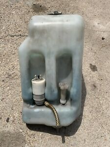 Mercedes W124 Windscreen Washer Reservoir 1248691020 With 1248690421