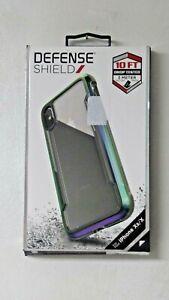 NEW X-Doria Apple iPhone XS Max Defense Shield Military-Grade Case