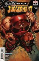 X-Men Black Juggernaut  #1 MARVEL Comics |2018 COVER A 1ST PRINT