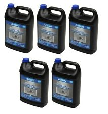 5x Engine Coolant Antifreeze Blue Aisin ACB-003 For Acura CL Honda Nissan Subaru