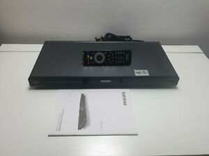 Phillips BDP5200 Blu-Ray 3D DVD Player - WiFi. Power Cable - With Remote