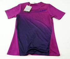 Giro Roust Women's Cycling Jersey Extra Small Short Sleeve Purple Mountain MTB