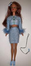 Barbie Mattel 1999 Glam 'n Groom Teresa Doll