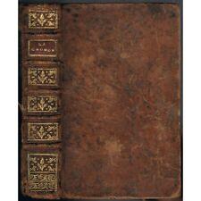 La GNOMONIQUE PRATIQUE & Art de tracer CADRANS SOLAIRES par Bedos de Celles 1760