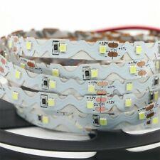 5 meter Bendable Flex Strip LED 3528 SMD Lights IP21 in COOL WHITE 3M tape - UK