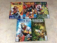 JONAH HEX RIDERS OF THE WORM & SUCH  #1,2,3,4,5 OF 5 LOT OF 5 COMIC NM 1995 DC