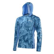 HUK Icon X Camo Hoodie-Fishing Shirt--Pick Color/Size-Free Shipping