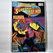 World's Finest Comics  (1983  -  1986)  #317