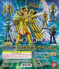 SAINT SEIYA Bandai 2006 Gashapon Figures Myth Cloth DX Part 4 Complete Set of 5