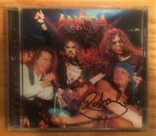 Angra - Holy Live CD (Autographed by Kiko Loureiro and Rafael Bittencourt)