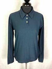 CP Company Polo Shirt Shirt for Women Woman T-Shirt Sweater Pole SZ.M - 44