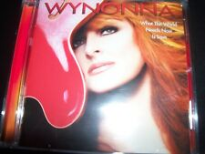 Wynonna ‎Judd What The World Needs Now Is Love (Australia) CD New (Not Sealed)