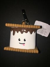 🔥🔥🔥Bath & Body Works Smores Marshmallow and Crackers Case Pocket * Bac Holder