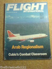 FLIGHT INTERNATIONAL - ARAB REGIONALISM - 21 May 1983