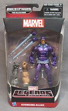 Marvel Legends Infinite Series Marvel's Machine Man with BAF Piece-The Allfather