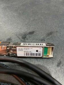 CISCO 10GBASE-CU SFP+ SFP-H10GB-CU3M (loose)