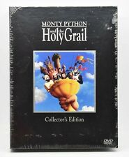 Monty Python And The Holy Grail DVD 2003 2-Disc Collectors Edition NEW Sealed
