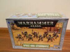 War Hammer 40,000 Space Ork Stromboyz 1999 New
