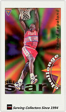 1995 Futera NBL Trading Cards Star Challenge #10: Lanard Copeland