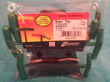 TTHX8 Bondhus T Handle Torx Key Set 8 piece Star With Stand 33034