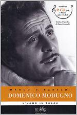 DOMENICO MODUGNO - L'Uomo in Frack - Biografia illustrata - SENZA cd