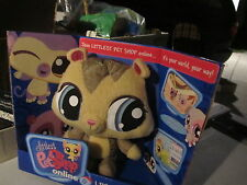 Littlest Pet Shop Online #93009 NEW IN PACKAGE Chipmunk