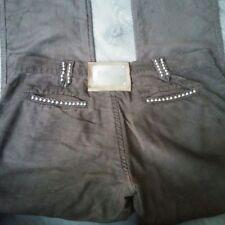 pantaloni BLUMARINE velluto
