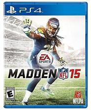 Ps4 Madden Nfl 15 Sony PlayStation 4 Ea Sports with Richard Sherman