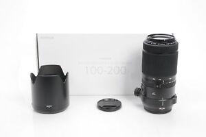 Fuji Fujifilm GF 100-200mm f5.6 R LM OIS WR Lens #143