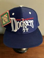 Vintage Los Angeles Dodgers Baseball Hat Cap The Game MLB Size 7 NEW