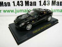 FER5E voiture 1/43 IXO altaya : FERRARI 599 GTB Fiorano