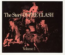 """COFFRET 2 X CD THE CLASH  """"THE STORY OF THE CLASHE / VOLUME 1"""""""