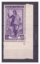 ITALIA 1950 - ITALIA AL LAVORO Lire 50  NUOVO ** ADF
