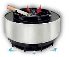 Ashtrays Smoke Free Smokeless Ash tray Bin Cigarette Cigar pip Holder Filter New