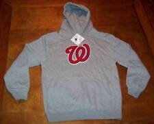 WASHINGTON NATIONALS MLB BASEBALL HOODIE SWEATSHIRT SMALL NEW w/ TAG